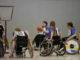 Mini-Rollstuhlbasketball beim Jurobacup in Köln