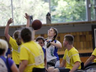 Spiel Dead Wheely Baskets gegen Chemnitz