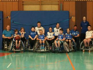 Juniors-Team beim JUROBACUP in Trier